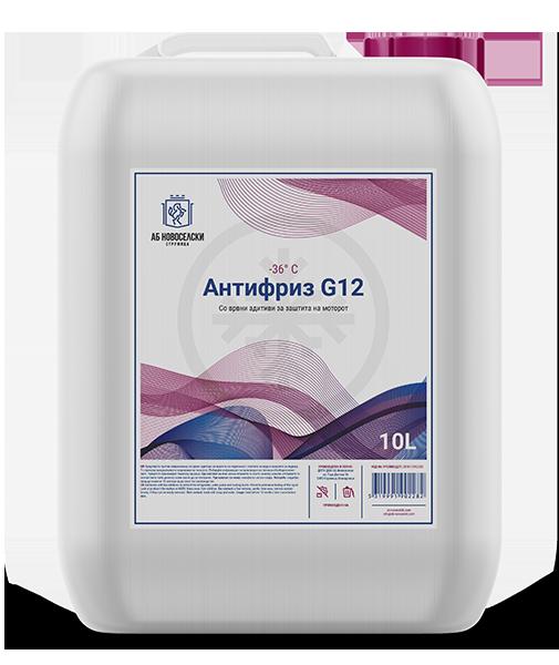 Antifreeze G12 -36