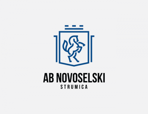 AB Novoselski started a re-branding process